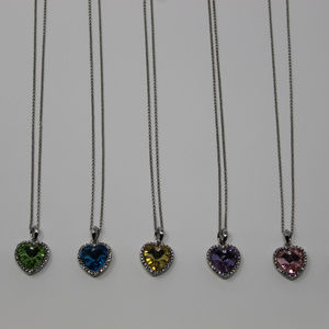 Jewelry - Heart of the Ocean Necklace